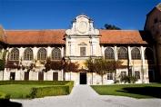 Pałac Štatemberg od wewnątrz