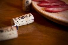 Degustacja wina i narezek
