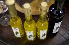 Matjaz produkuje również własną oliwę